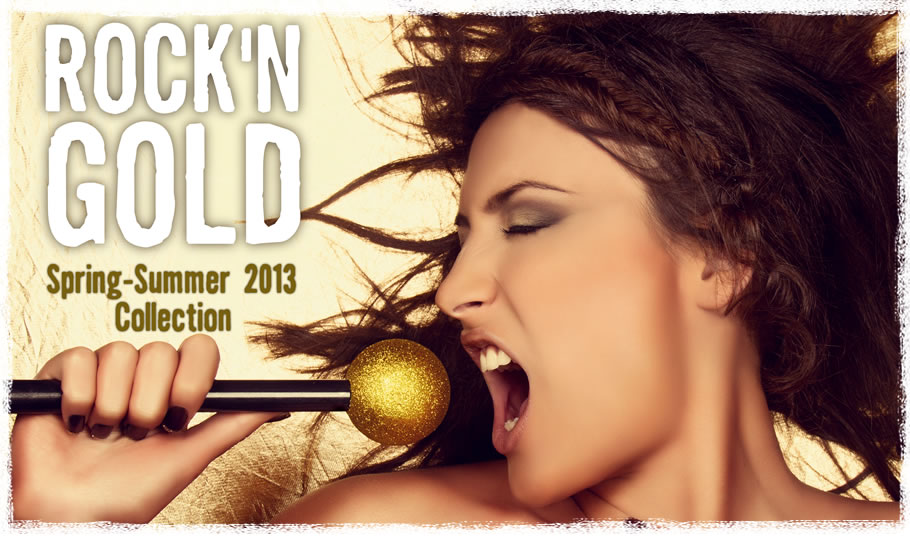 ROCK'N GOLD COLLECTION